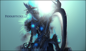 Fiddlesticks Signature by murr3