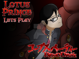 Lotus Prince- Corpse Party Blood Drive by Kiddysa-NekoVamp