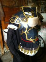 ganondorf armor WIP update 4/21/2012 by stopthedance