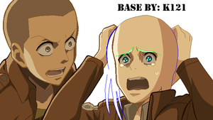 Attack On Titan Base 6 by Kasumi121
