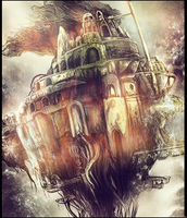 Castle in the Sky by SoberDreams