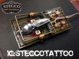 Stegco Rat Trap Foot Switch by Stegco