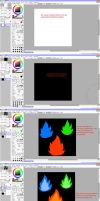 Flame Tutorial by Icedragon300