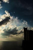 Heaven's castle by JurajParis