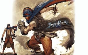 Prince of persia 2008 Wall 2 by frey84