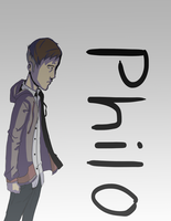 Philo title page by GreyVanska
