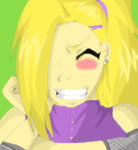 Ino best smile by Ino-chan