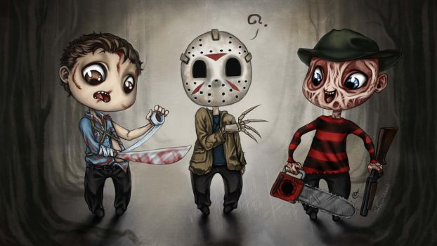 Friday the 13th by Anastasia-berry
