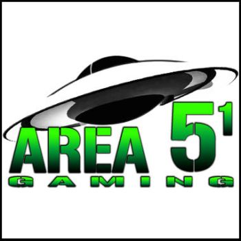 Area 51 Gaming Logo by Ridl3y
