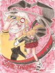 SOUL and MAKA by Odespaprikan