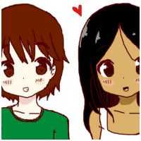 Matt and I (4 month) by moondrop1XD