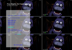 Bonnie - Five Nights At Freddy's Journal Skin by AsylumMutt