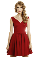 PNG : Taylor Swift by chazzief