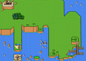 Basic Map Kanto SMW by Zapdosblitz