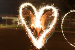 Sparks of Love by agillins