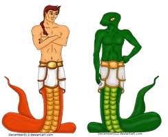 Nagas by December012