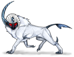 359 - Absol by Narsilion