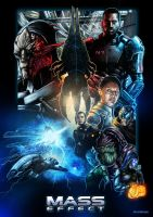 Mass Effect by Kmadden2004