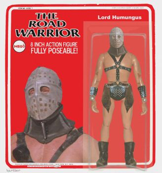 Lord Humungus Mego by Hartter