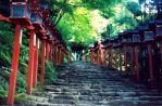steps in kyoto by cdefelippo