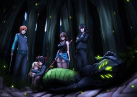 MM: Ch.8 Deep in the Forest by Erkaz