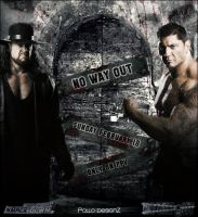 WWE No Way Out 2007 by pollo0389