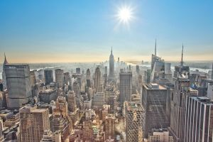 New York - Top of the world by Torsten-Hufsky