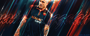 Nainggolan - collab with sebi by Piotr-Designs