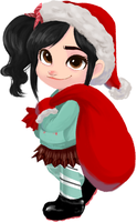 Vanellope by BBAn