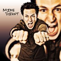 Mike Dirnt-Icon by Red5Chu
