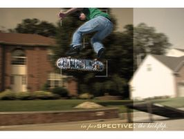 the kickflip by someoneARTSY