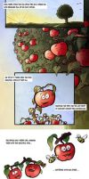 The Apple Story by raro