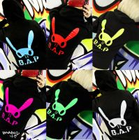 B.A.P Cosplay (HOODIES) by HJcosplay