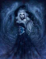 Winter Witch by Enamorte