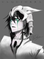 Ulquiorra- Coloured by Lightoma