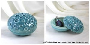 Fairy Moon - jewelry box by vavaleff