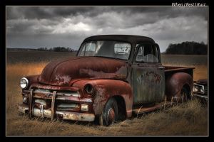Rest and Rust by boron