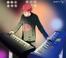 Sasori keyboards by tobito84