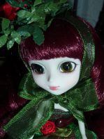 Little Pullip Princess Rose by Fugufisch