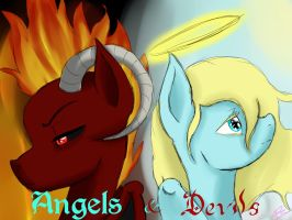 Angels and devils cover by MissRedMoon1