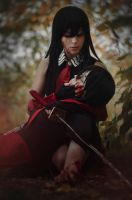 Kurome's death...Akame ga kill by GarnetTilAlexandros