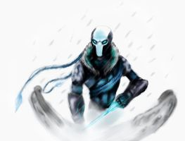 Artic Ops Varus by stef-mad