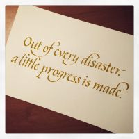 Instagram - Outer Limits - Every Disaster (Italic) by MShades