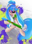 Blue Squid Joins the battle by Ardail