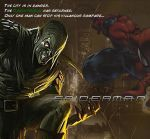 Marvel: Spiderman-GreenGoblin2 by mkh2