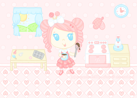 Candie's Kitchen by Cupcake-Kitty-chan