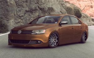VW Jetta ID by Gurnade