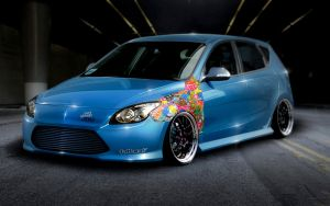 Hyunday i30 facelift tuning by justfear