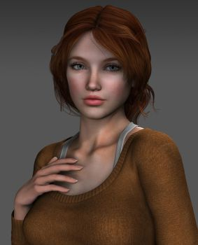 Preview - Hannah by Torqual3D