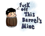 Barrel Chris by Lunamageice